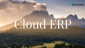 Apakah Cloud ERP
