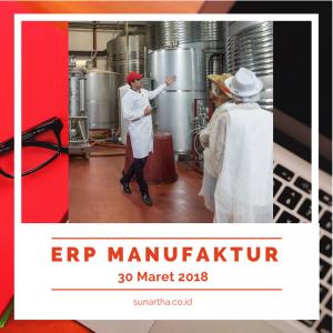 ERP Manufaktur