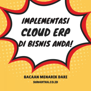 Implementasi Cloud ERP