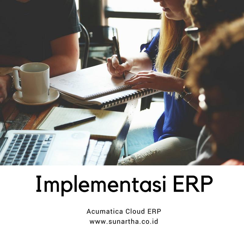 Implementasi ERP