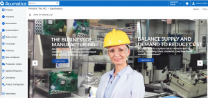 Manufacturing Management ERP