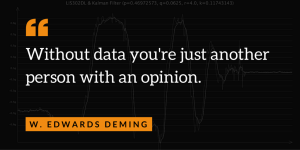 Quotes about Data