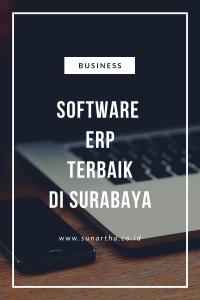 Software ERP Terbaik Surabaya