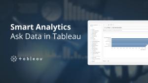 Ask data - Tableau