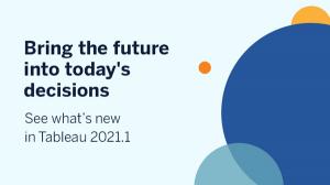 Fitur Terbaru Tableau 2021.1